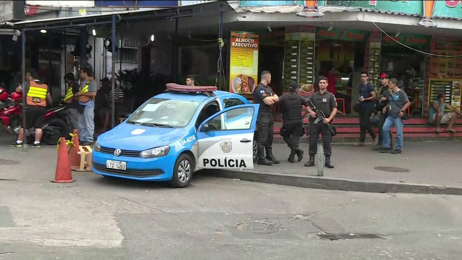 Noticiário do Rio de Janeiro